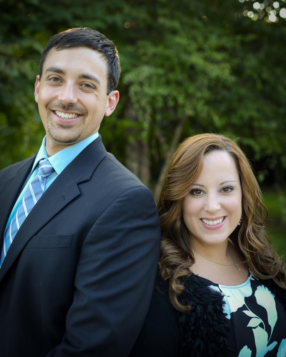 Jessica and Adam