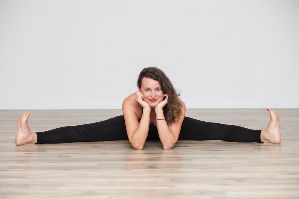 Tina Tazian - Yoga Instructor