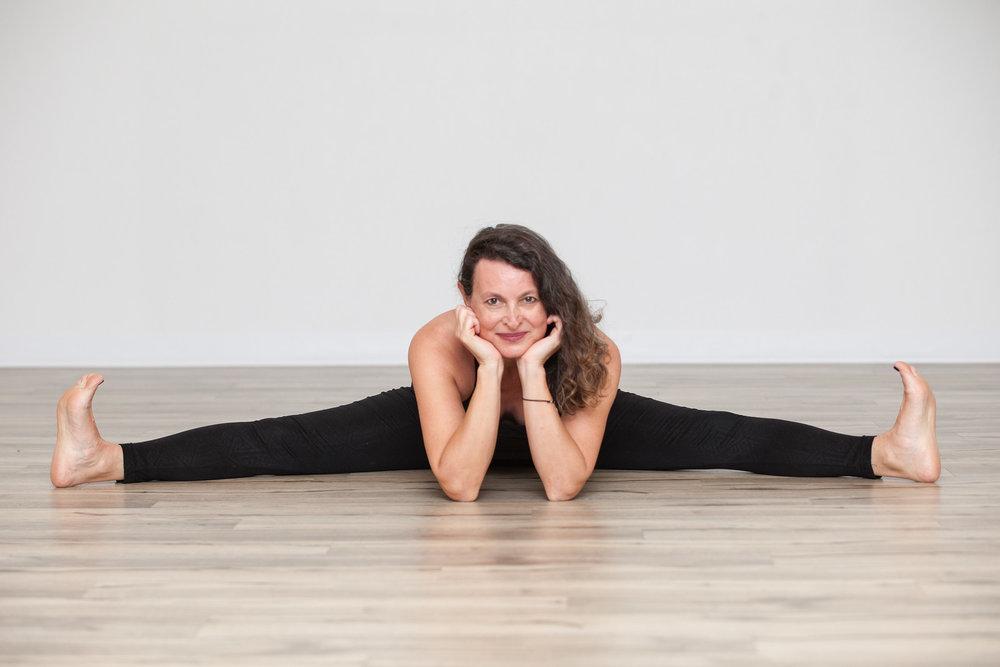 Tina Tazian - Yoga Instructor
