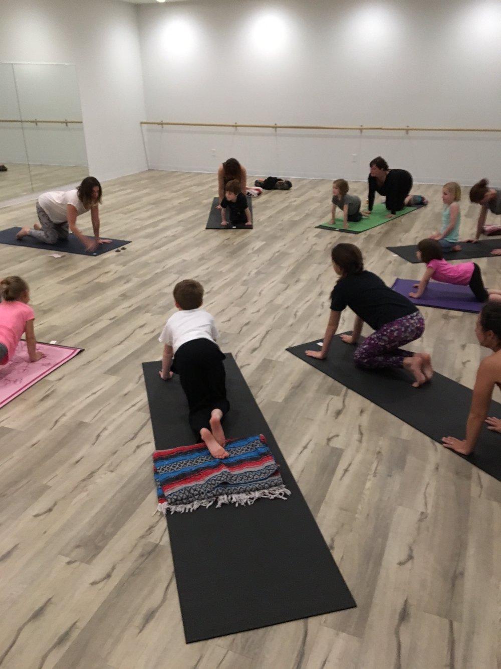 ./ kids yoga