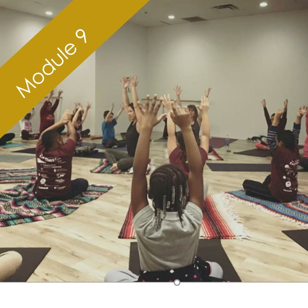 Kid's Yoga    May 3-5 [2019]    With: Nancy Button