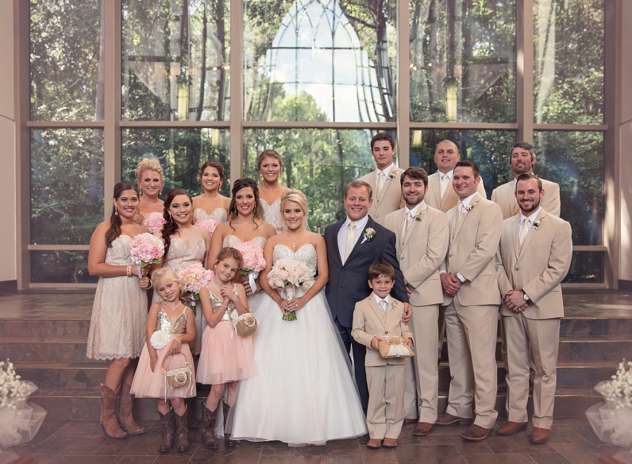 wedding-party-houston-texas-the-woodlands-church-flower-girls-bridesmaids-gold-blush-photographer-houston.jpg
