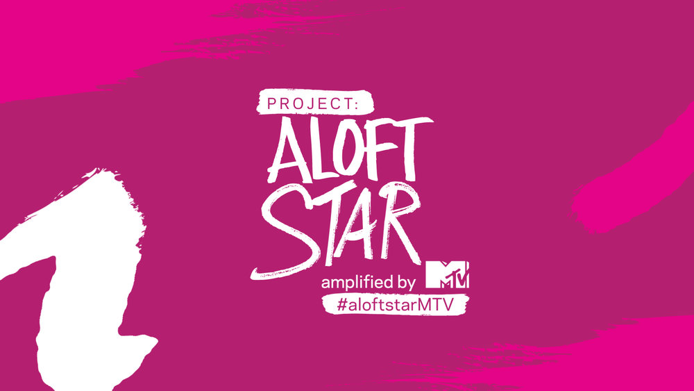 MTV project: aloft star 2015