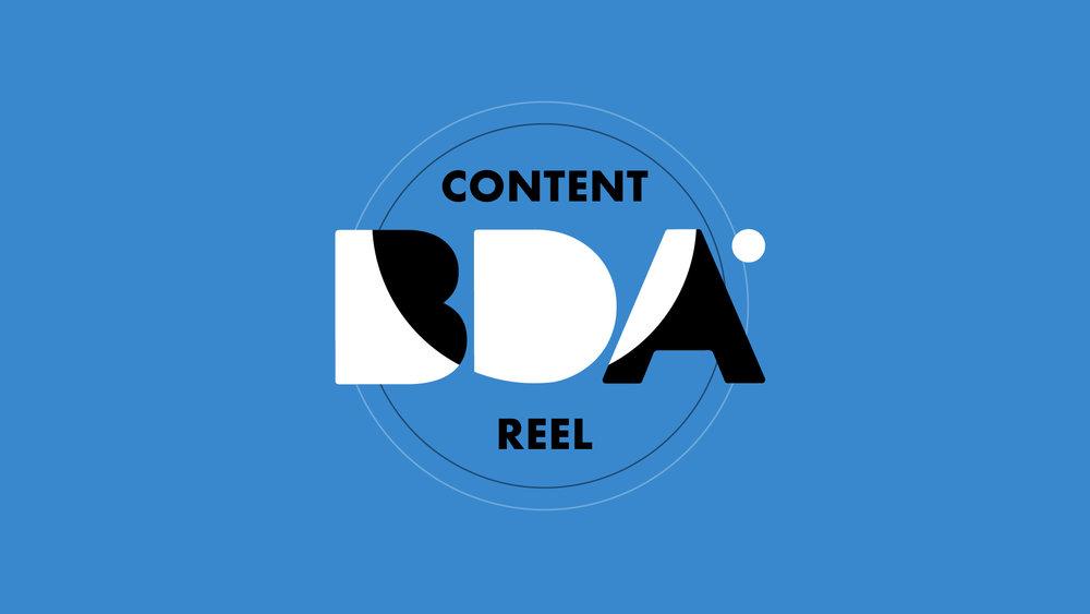 BDA CONTENT REEL