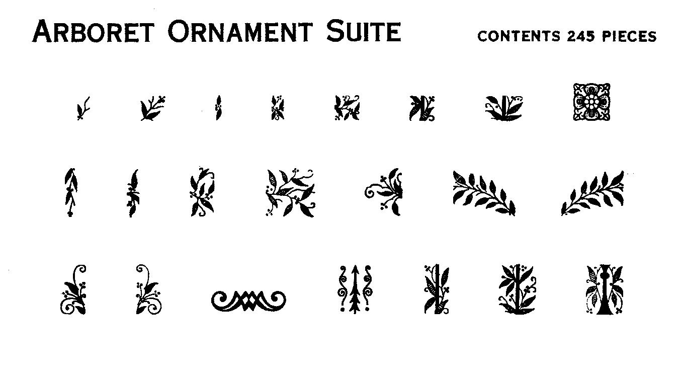 arboretornaments