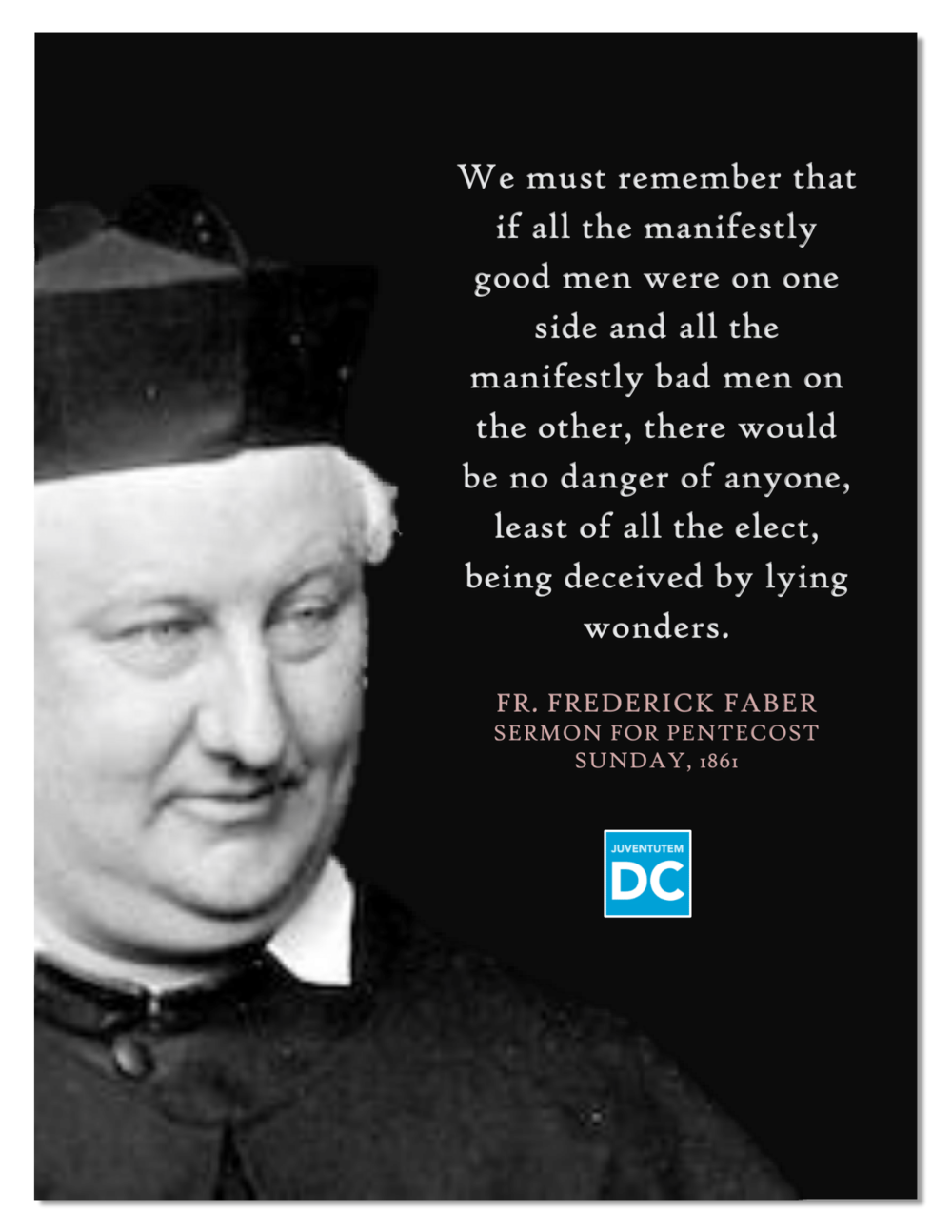 Fr Frederick Faber Quote for Pentecost Sunday-1.png