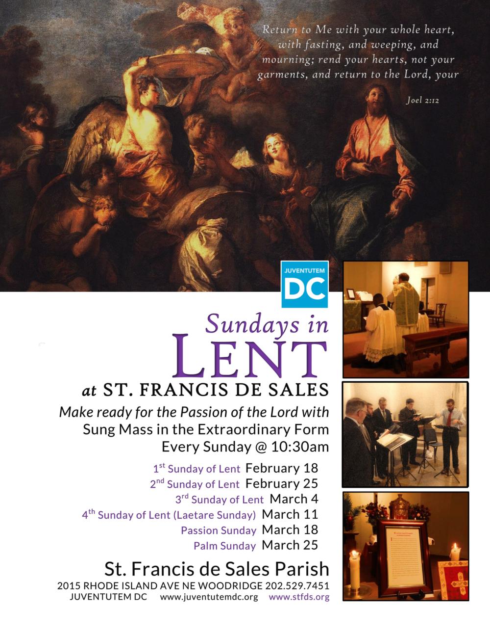 St Francis de Sales Sundays Lent  2018-1.png