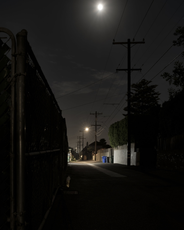 Back Alley Moon