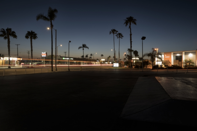 Coast Hwy Oceanside 8:42PM