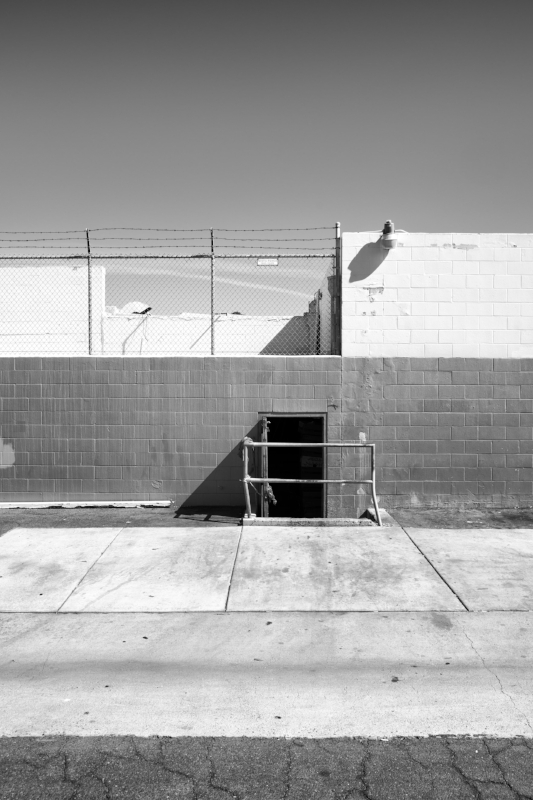 Surf Bowl Side Entrance