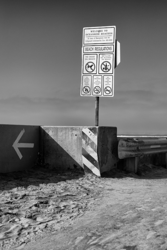 Beach Regulations II bw.jpg