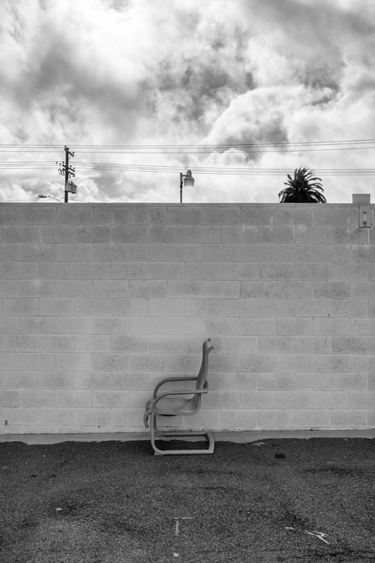 Chair, 101 Back Alley