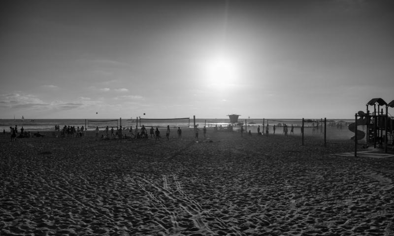Sunset Beach bw crop.jpg