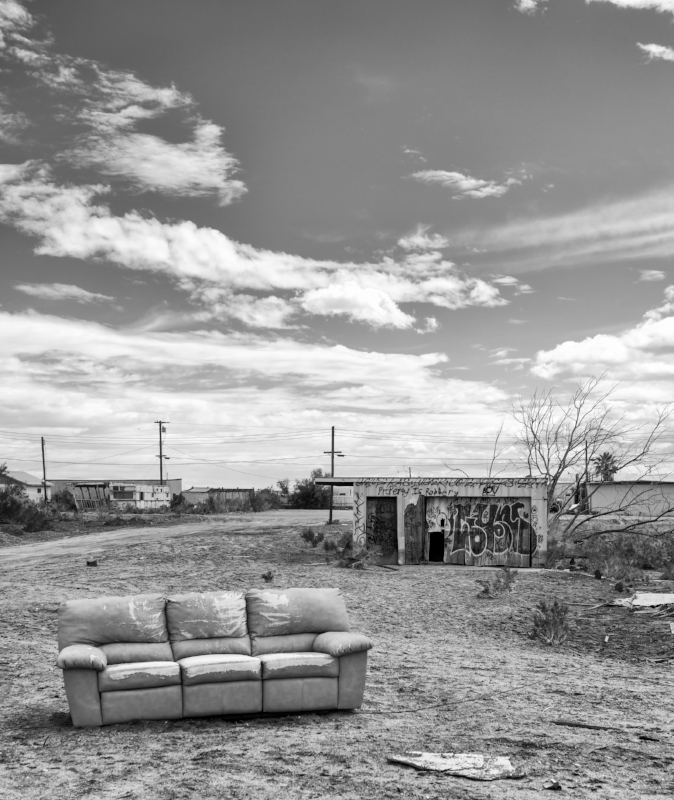Salton Sea Beach Outdoor Living