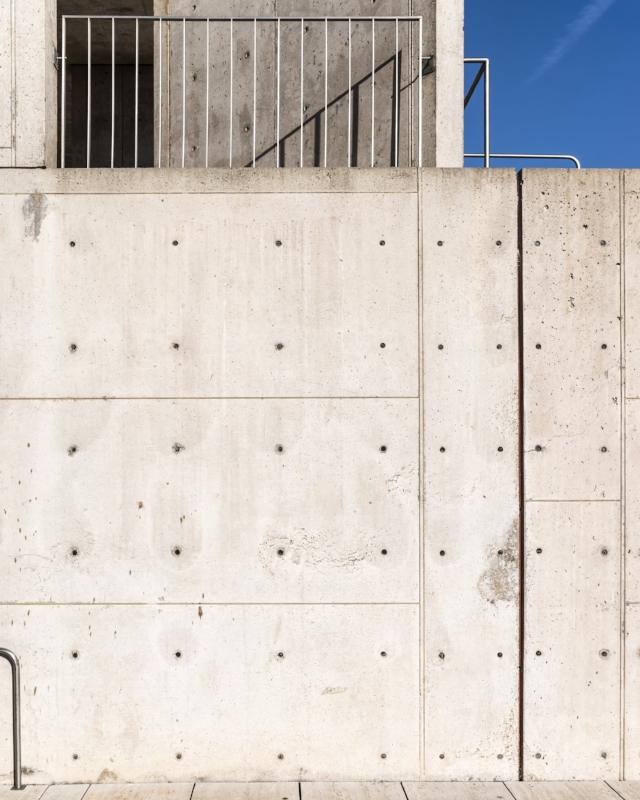 Concrete Framed Sky