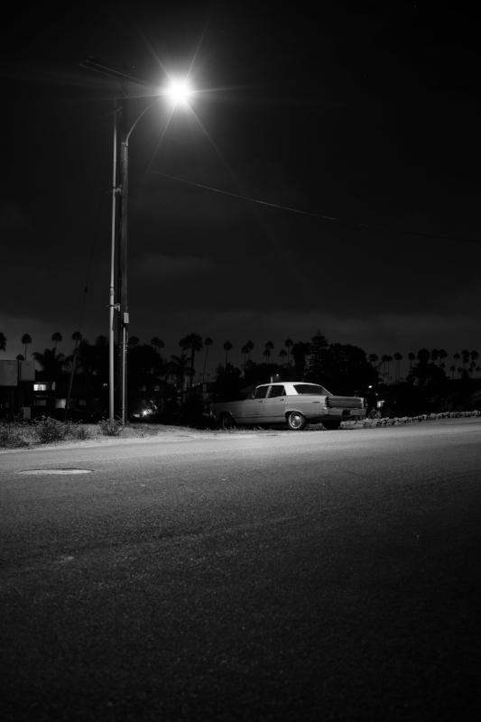 Nocturnal Emissions: At Night