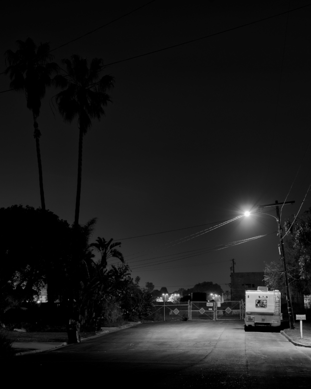 Nocturnal Emissions: RV On Whaley St.