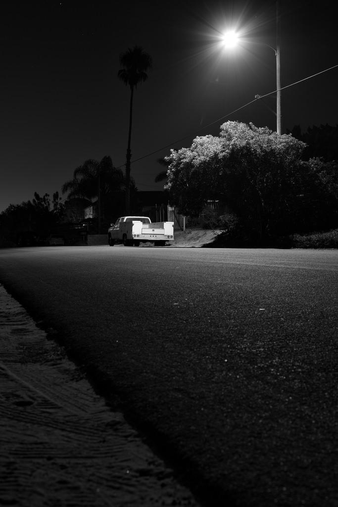Nocturnal Emissions: Tim's Truck