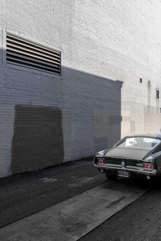 Urban Mustang