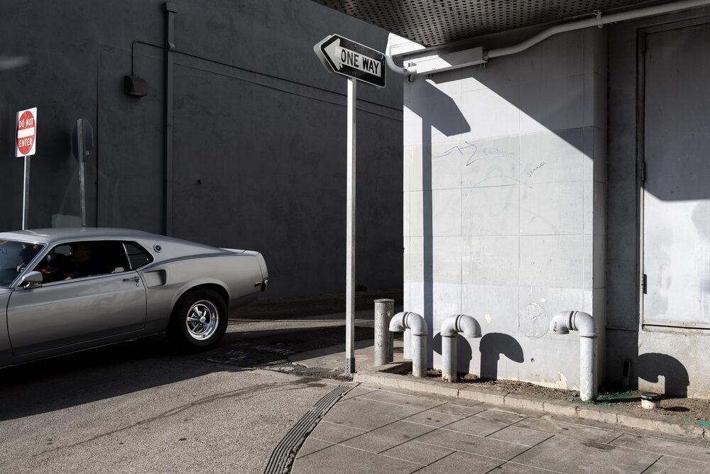Mustang Alley I