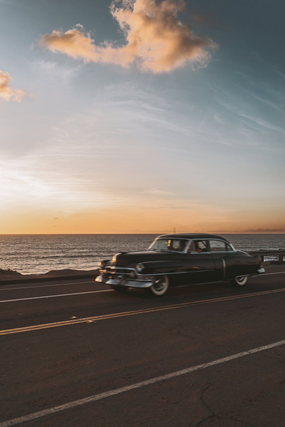 Cadillac Sunset Cruise