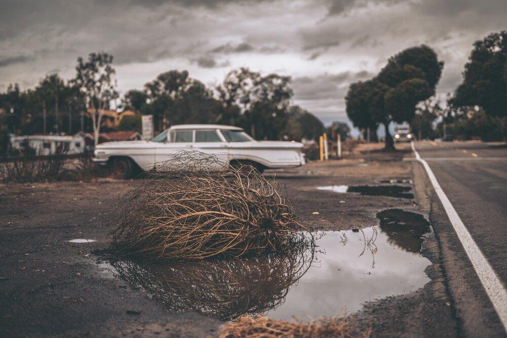 Oldsmobile Tumbleweed