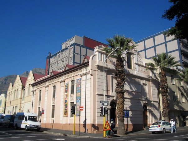 District Six Exterior