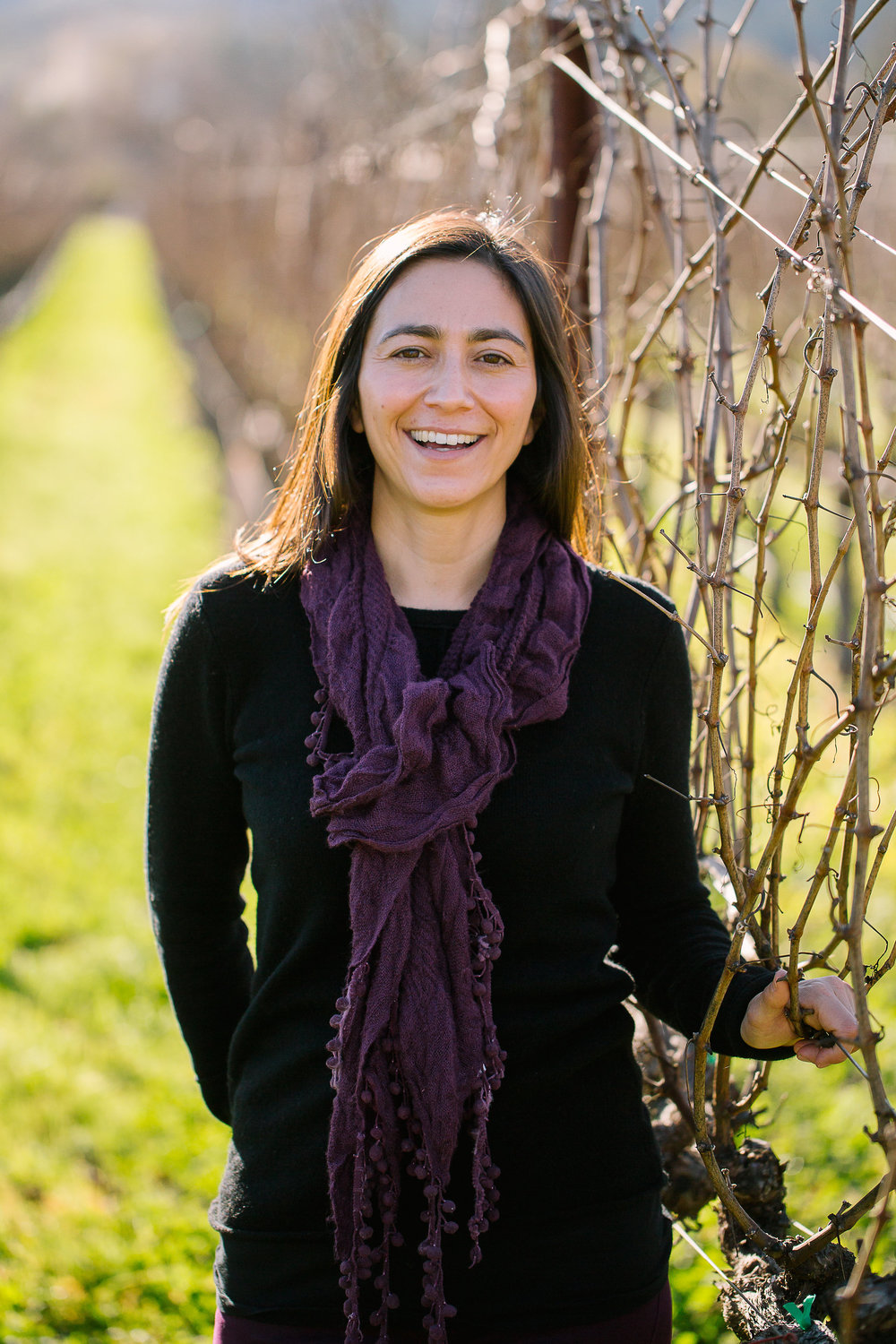 Laura Barrett, Clif Family Wines
