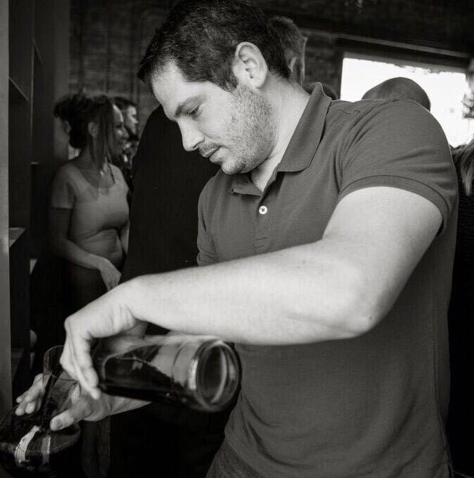Maayan Koschitzky Making Wine Napa.JPG