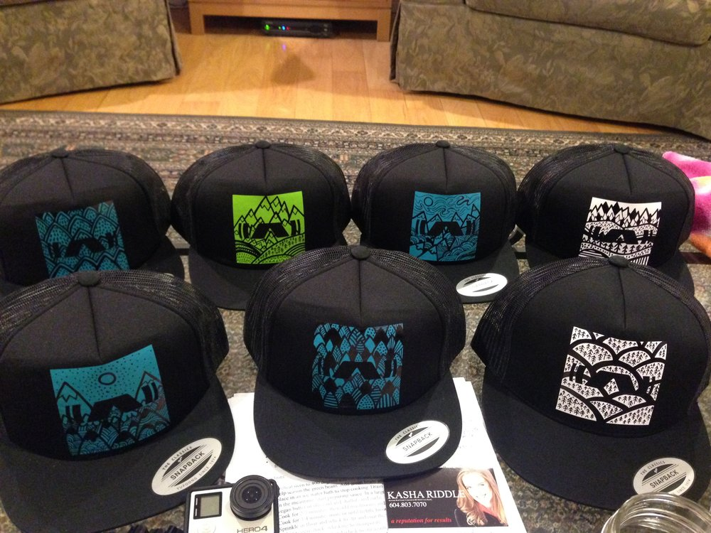 Anthill Films: Custom Hats