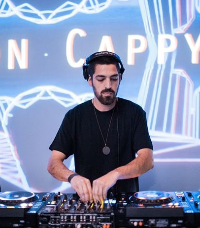 Aaron Cappy - IG: @aaron_cappy  Aaron Cappy is a Los Angeles based DJ & producer who draws from the deep, tech, & progressive shades of house & techno. A music school graduate with formal training in music theory, audio engineering, sound design & production, Aaron brings confidence, an open mind, & an emotional sound to the speakers. As a resident DJ for the 3rd Eye Tribe, & a promoter for Exchange LA, & the Modern Disco Ambassadors, Aaron is quickly finding a home for himself in the dance music scene. Locally, he has performed at Exchange LA, & has also appeared on Subliminal Radio's Lab Sessions radio podcast. From playing bass in a recording indie rock band, to interning in a Santa Monica recording studio, to being the DJ for various small local events, Aaron has learned some valuable skills along the way, & is ready to start making waves of his own.