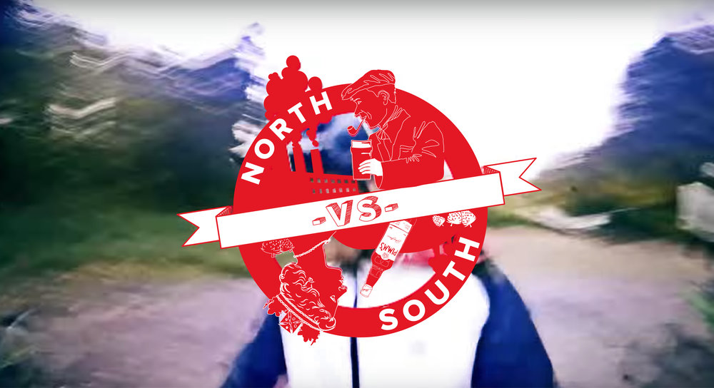 North Vs South cover photo.jpg