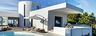 LUXURIOUS VILLA IN IBIZA