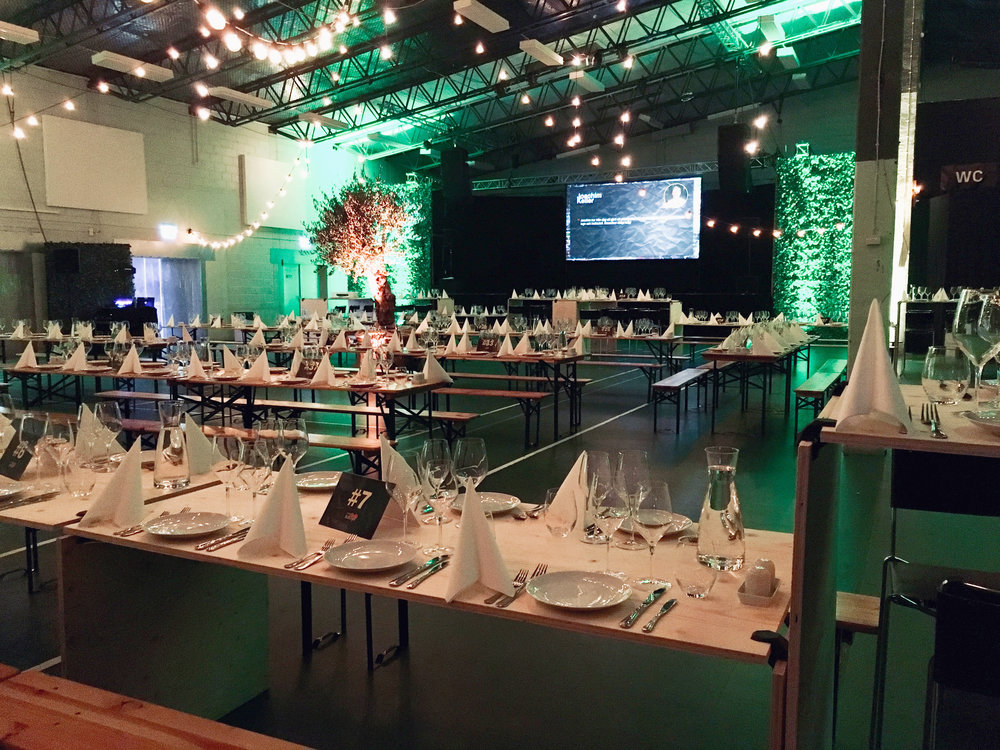 Convertable event design