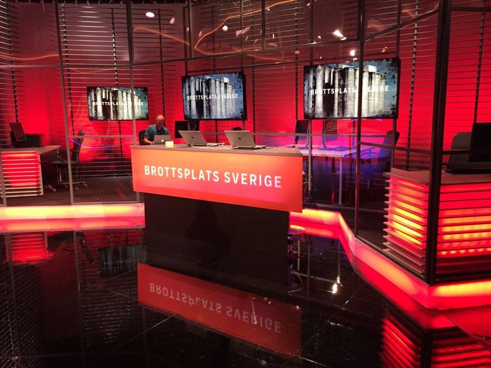 Brottsplats TV4