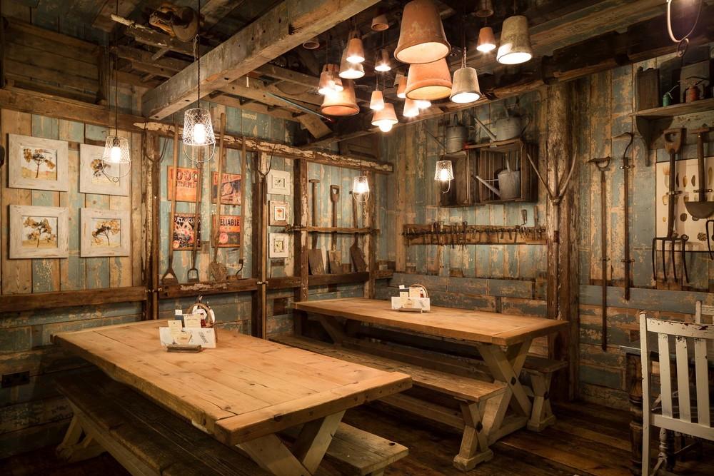 Commercial Interior The Botanist Bar & Restaurant Leeds