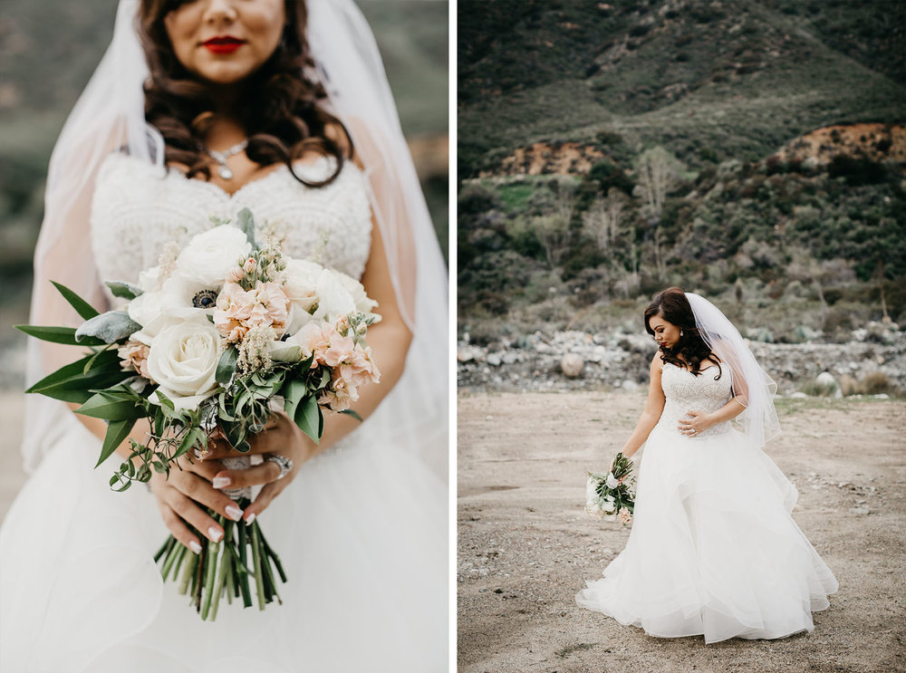 Sweet Pea Ranch Wedding