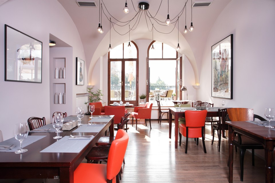 Restaurace Ambience Design Prague