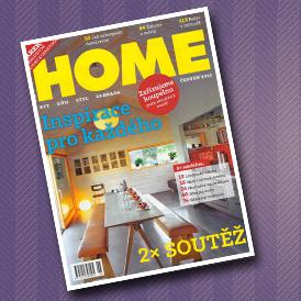 Magazín HOME - Červen 2013