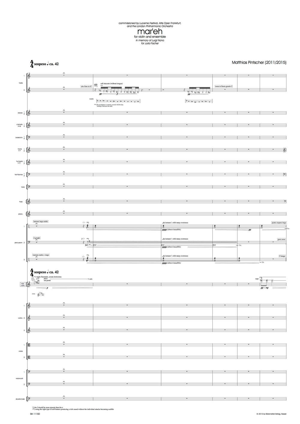 for violin and orchestra new version 2015 - Pooldesignideen Fr Kleine Hfe