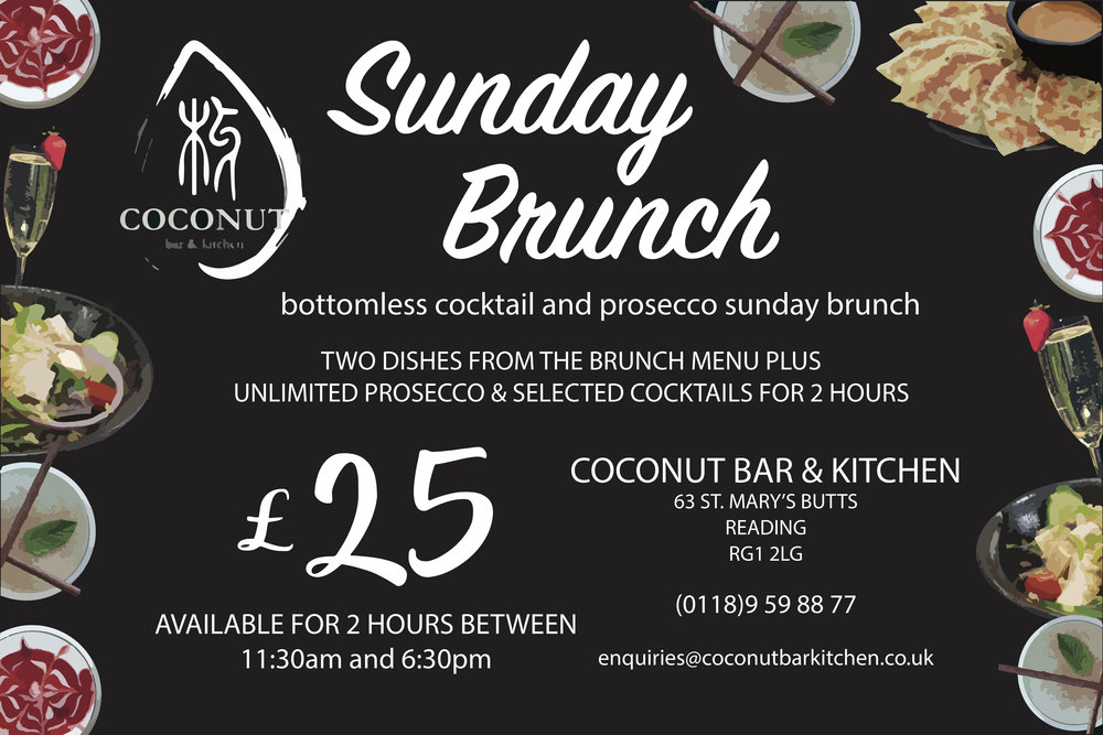 Coconut Sunday Brunch