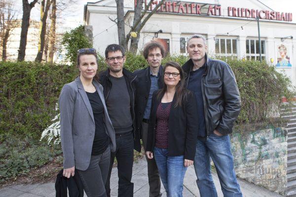 Antonia Fenn (Montage), Stefan Eberlein (Regie), Michael Weihrauch (Produktion), Kathrin Lemme (Produktion), Manuel Fenn (Regie u. Kamera)