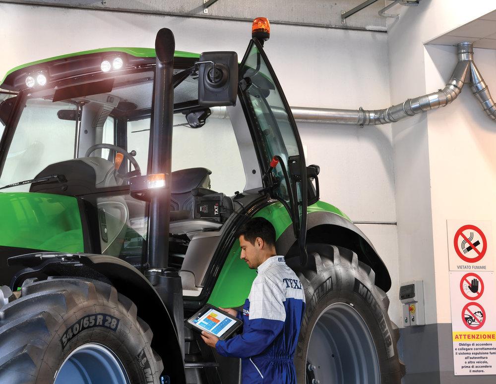 TEXA Agri and construction diagnostics