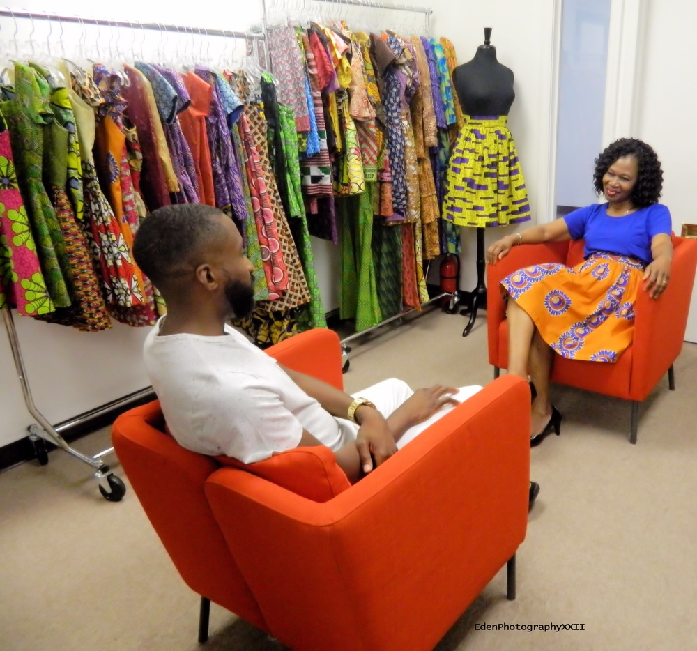 Conversation with Designer Adeola Yunusa of Studio One Afrique