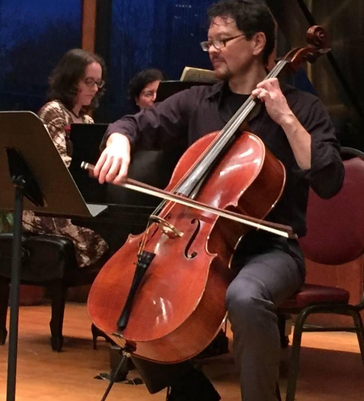 Ken Hashimoto, cello