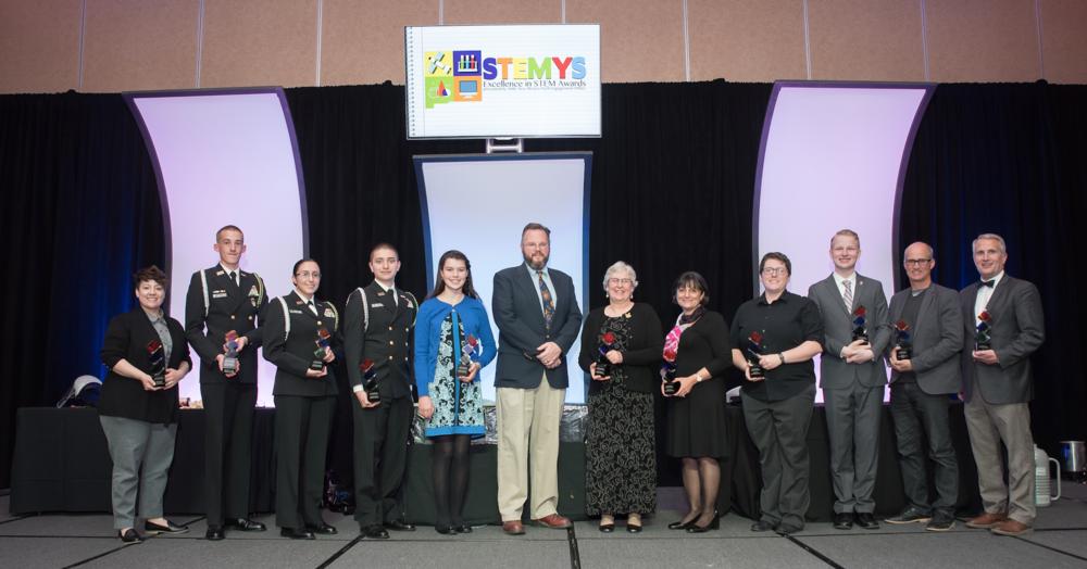 2018 STEMY Winners