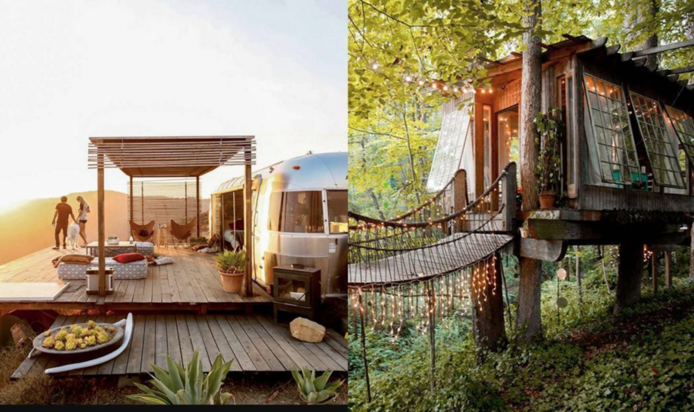 11 Magical AirBnBs You Can Rent in the United States