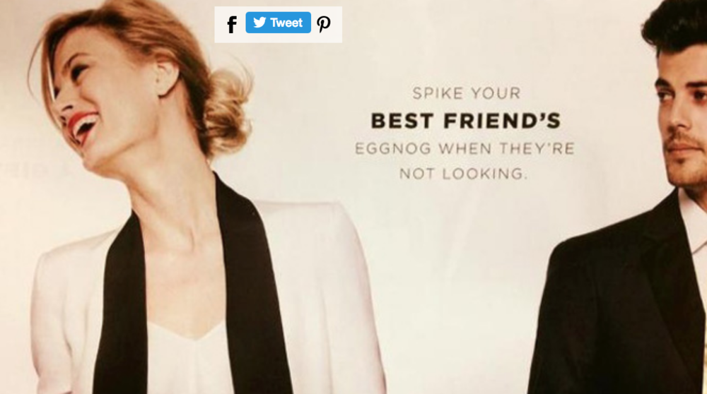 Bloomingdale's Apologizes for 'Date Rape' Ad