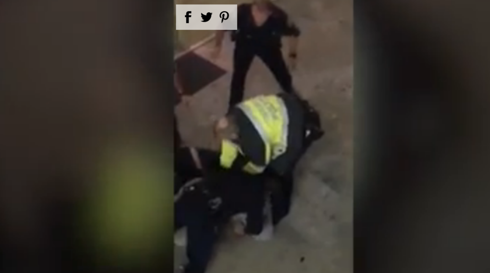 Police Under Investigation After Using Taser, Nightstick on Student