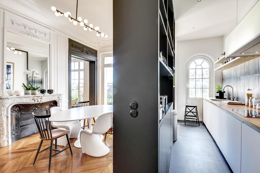 Paris 4 — Architecte d'Interieur